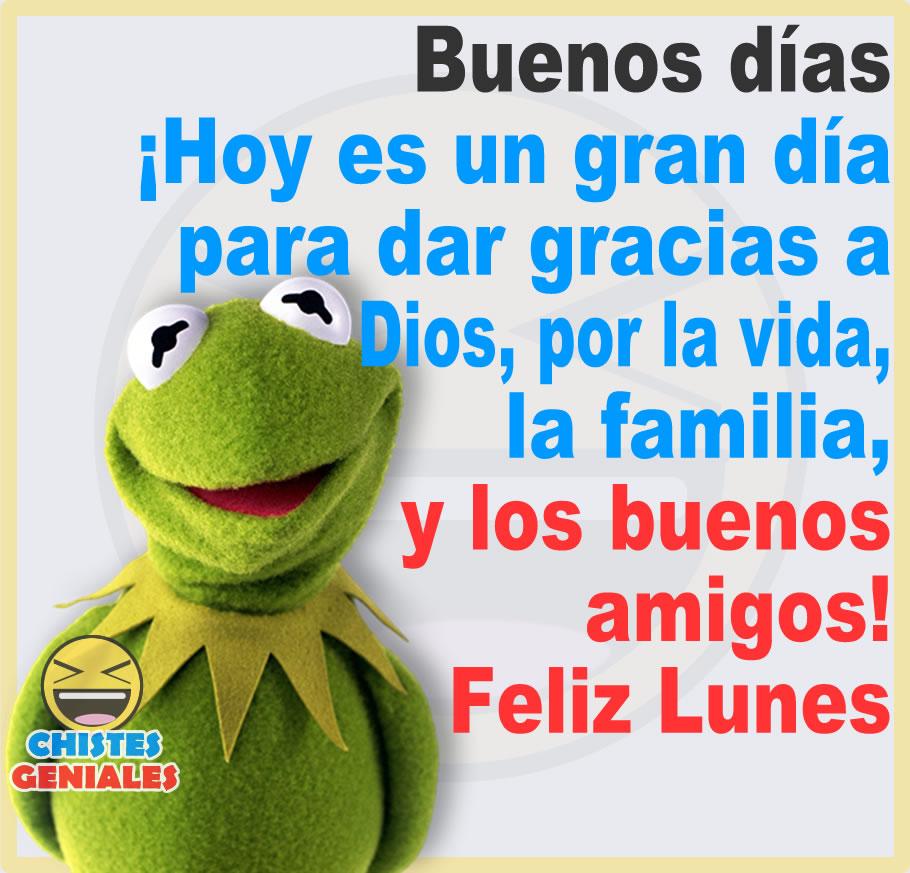 Buenos Dias Familia Y Amigos Chistes Geniales