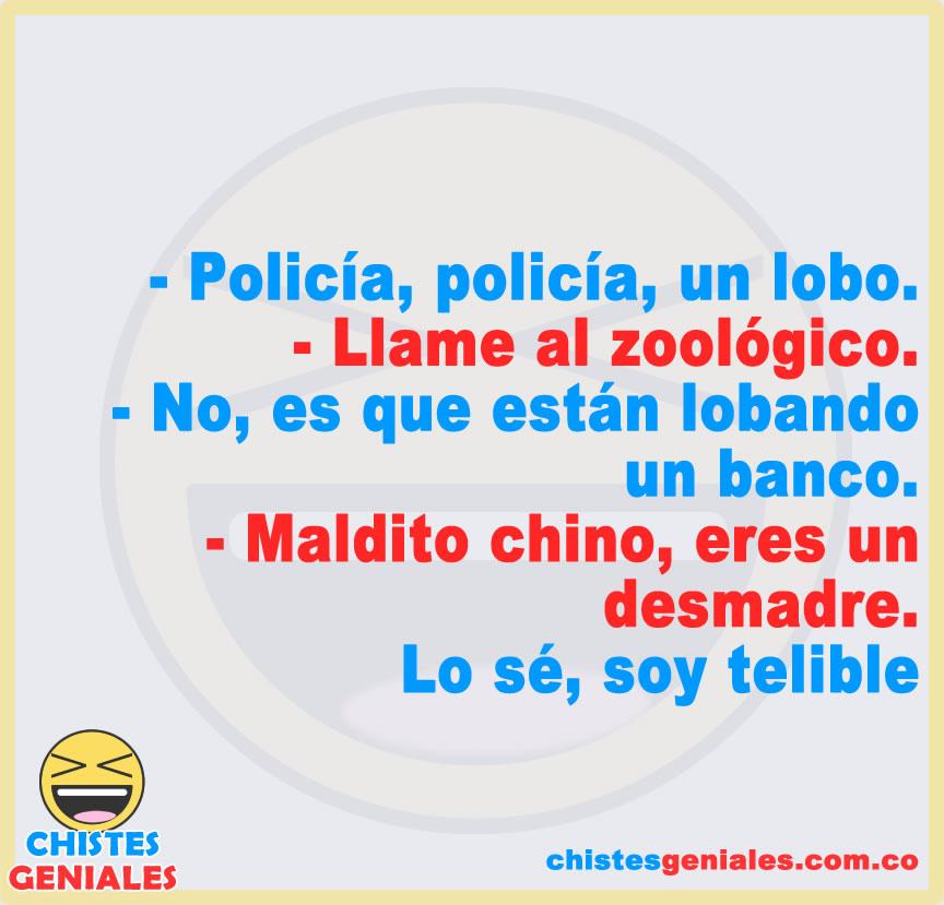 Image result for chistes de policias cortos